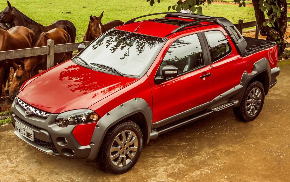 Nova Fiat Strada 2017