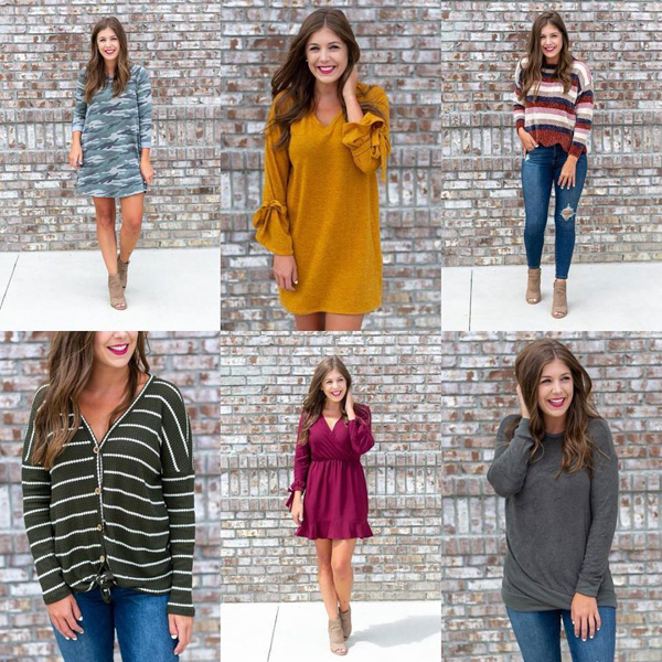 Cotton Avenue Boutique Fall Collection