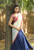 Angana Roy in half saree-thumbnail-15