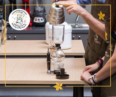 Η Coffee Island γιoρτάζει μαζί μας τη Διεθνή Ημέρα Καφέ!