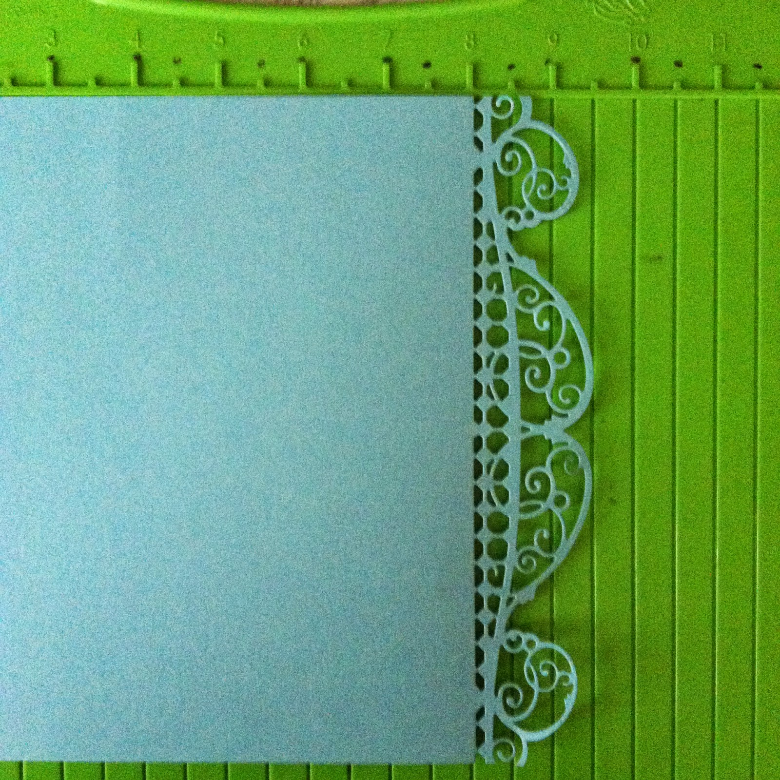 Crafty Diva Cards Large Winter Snowflake Made With The
