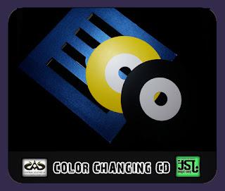 toko sulap jogja Color Changing CD