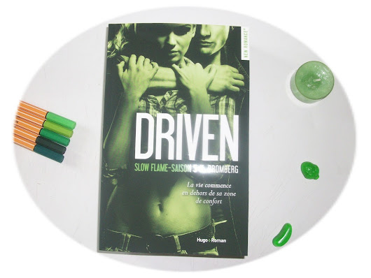 Driven tome 5 : Slow Flame de K.Bromberg