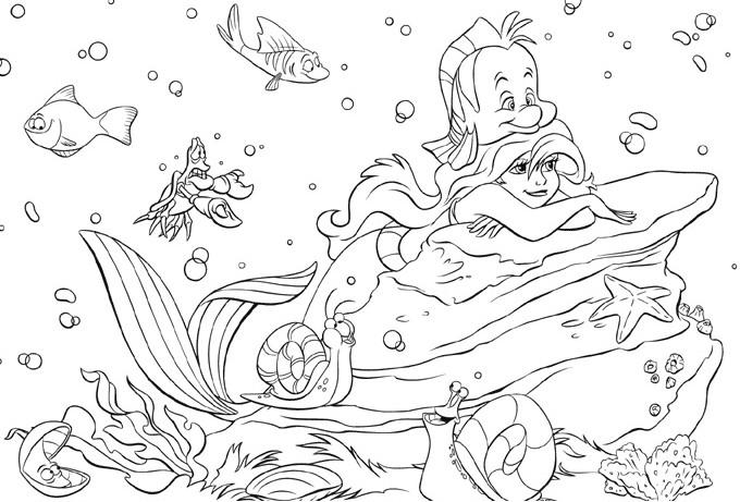 Princesas Disney Más Dibujos Para Colorear De Jasmine: Las Princesas Para Colorear: Dibujos Para Pintar A La