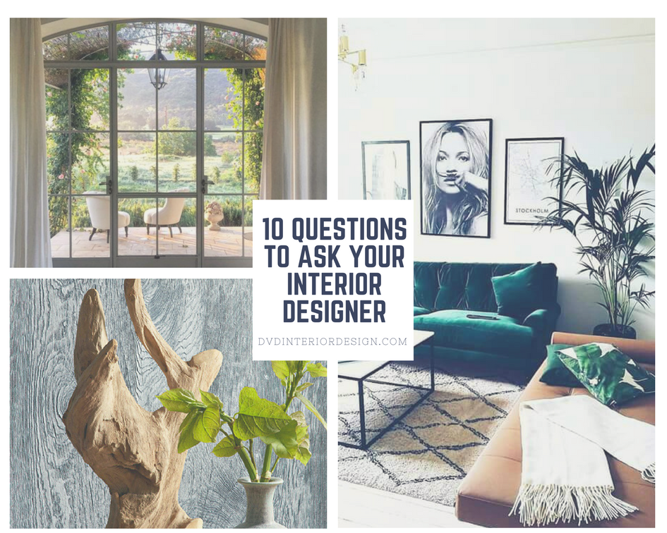 10 Questions To Ask An Interior Designer Dvd Interior Design Newsletter