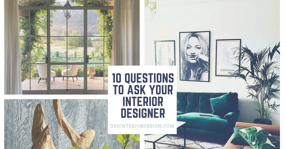 Mix 10 Questions To Ask An Interior Designer Dvd