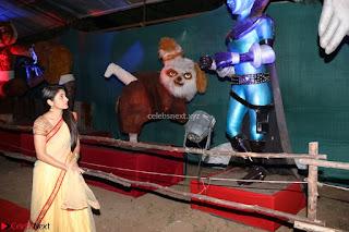 Actress Adhiti Menon Inagaurates 43rd India Tourism and Trade Fair in Chennai    012.jpg