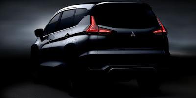 Penampakan dan Harga Mobil Mitsubishi Expander