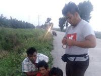 Operasi Pekat Toba 2019, Tangkap 2 Pria Pembawa Sabu