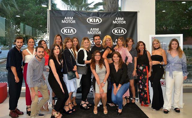 Fitness And Chicness-Evento Kia Rio-2