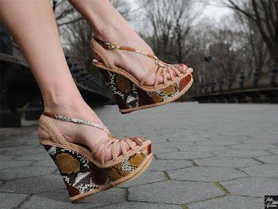 zapatos con plataforma para vestidos cortos