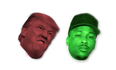 YG Go Fund Me To Perform F Donald Trump