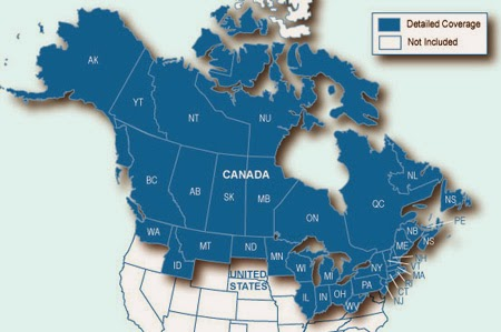 MacroMania: Employment Along the Canada-U.S. Border