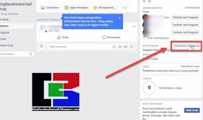 Panduan Tutorial Gampang Membuat Grup Tertutup / terbuka Di Facebook 8