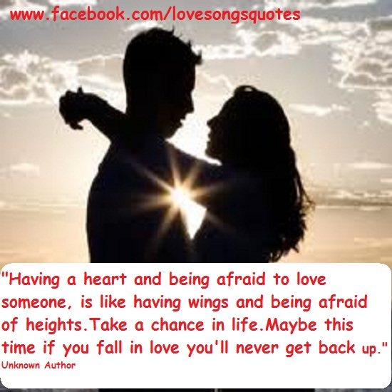 Love Quotes And Songs