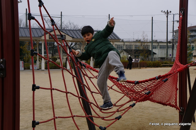 playground do Umekouji-koen