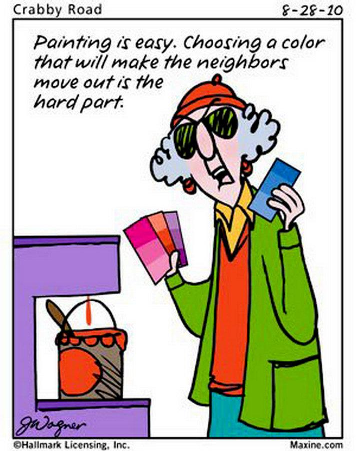 maxine funny cartoon cards halloween cartoons jokes humor alabama crabby acid memes aunty quotes fun books lady neighbor comics colection