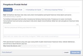 Bagi Anda yang ingin membuatkan suatu bisnis atau membangun suatu komunitas Cara Membuat Halaman Facebook