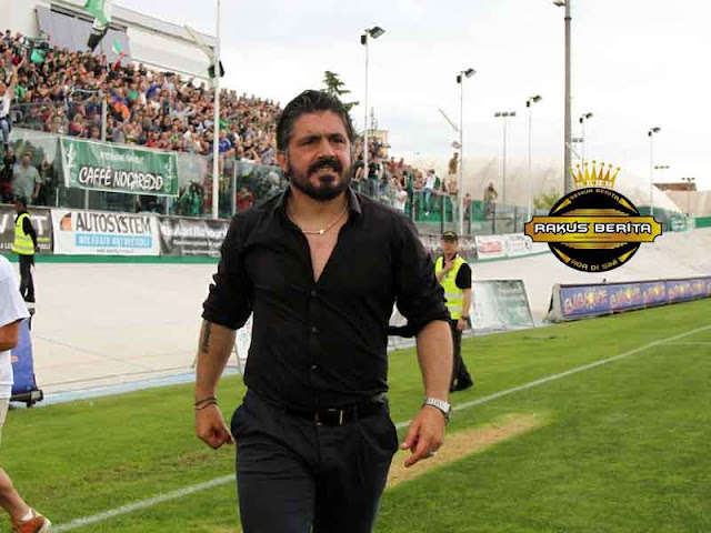 Walaupun Tak Punya Pilihan Lain, Milan Akan Perpanjang Jasa Gattuso