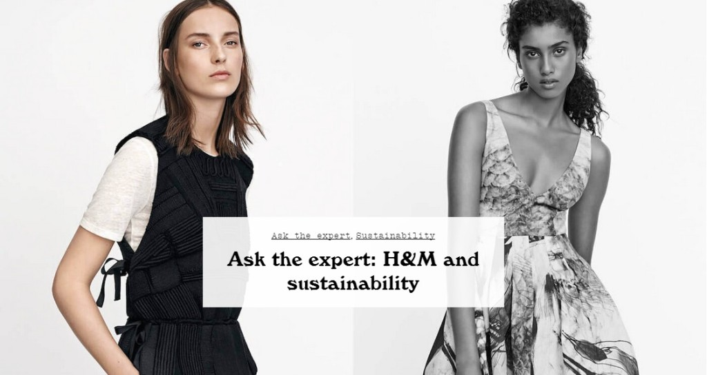 "the h m business and environmental sustainability For the conservation of the environment, sustainability of the fashion is the utmost need in the present fastest growing world nowadays, fashion is  green"" and to evaluate business models and sustainable supply chains by using the five‐r framework, the  h&m, which has constructed its sustainable supply chain in developing eco."