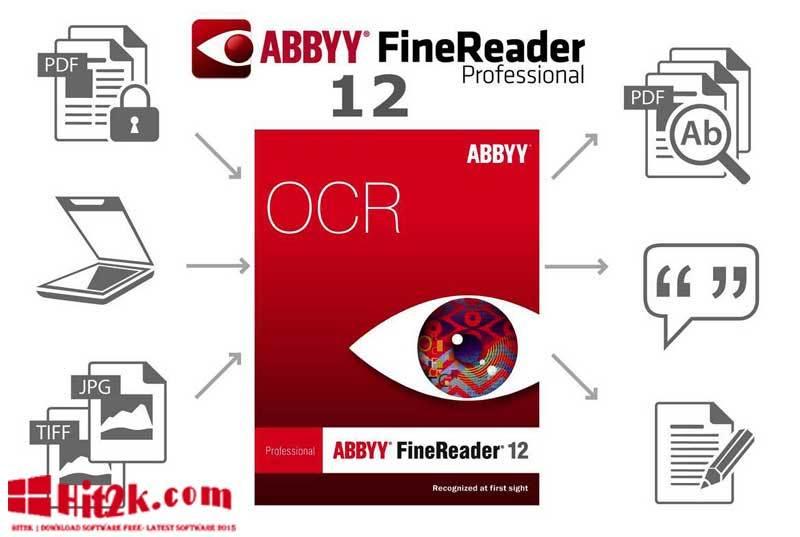 Abbyy Finereader 12 Crack + Serial Number [Latest] Download
