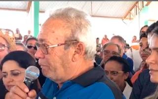 """Ex-prefeito pede perdão ao filho assassinado em Baraúna: """"Não tive culpa""""; vídeo"""