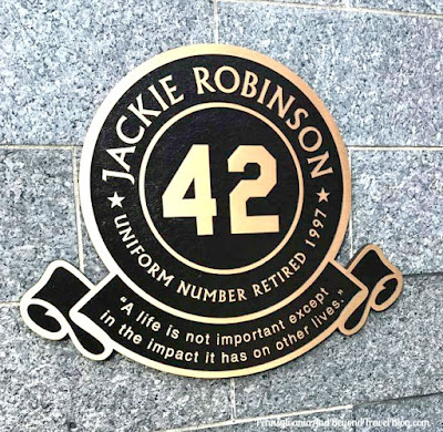 New York Yankees Baseball - Jackie Robinson Uniform Number Retired