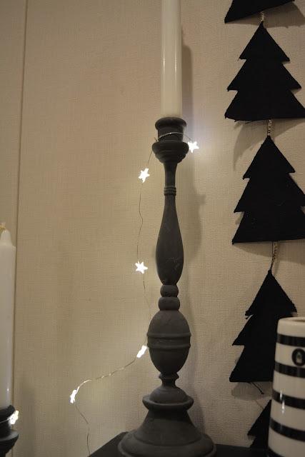 mustavalkoinen joulu