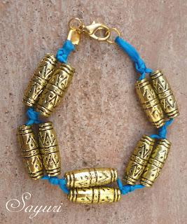 Silk Cord Bracelet