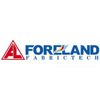 FORELAND FABRICTECH HLDS LTD (B0I.SI) @ SG investors.io