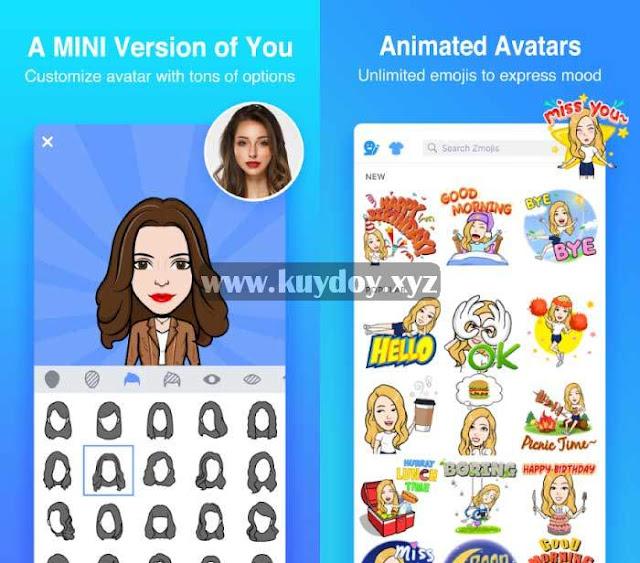 6 Aplikasi Untuk Membuat Emoji Sendiri Terbaik di Android