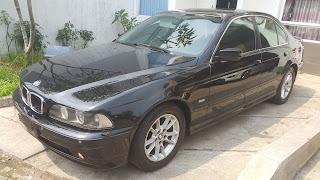 Dijual CEPAT BMW 520i at 2003 Kondisi ISTIMEWAH