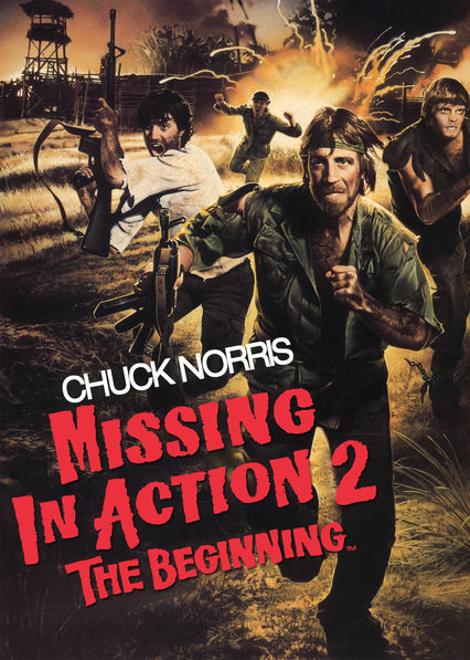 Missing In Action 2: The Beginning  Missing In Action Poster