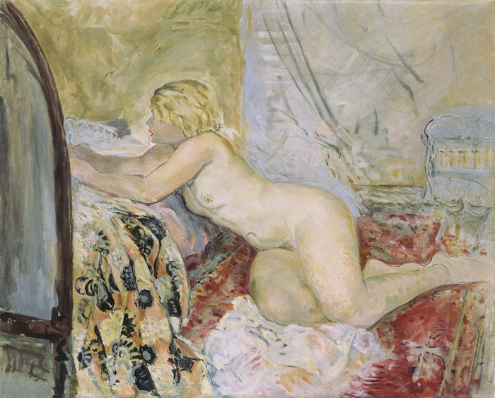 Henri Lebasque 1865–1937 | French Post-Impressionist painter | Nude painting