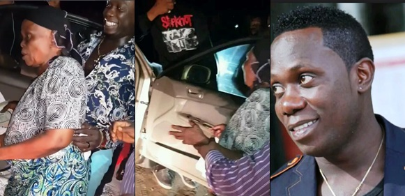Video; Duncan Mighty Surprises Old Widow With Brand New Toyota Camry