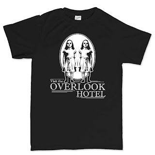 The Shining Twins T Shirt. Stephen King T Shirts, Stephen King Store