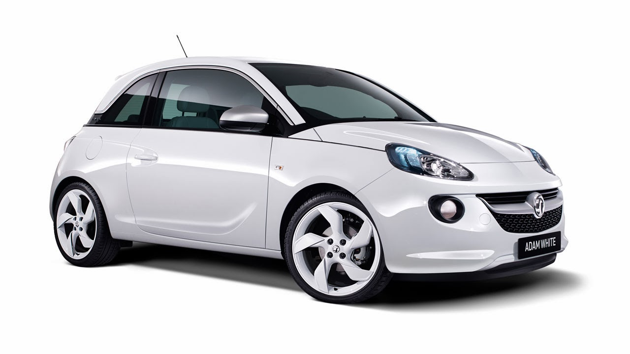 Vauxhall ADAM White