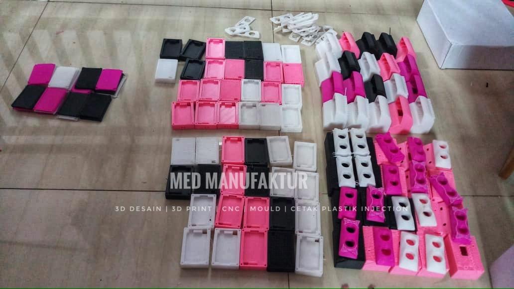 Pembuatan Box Casing Elektronik Custom Plastik