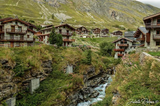 Village du Fornet, Val d'Isère