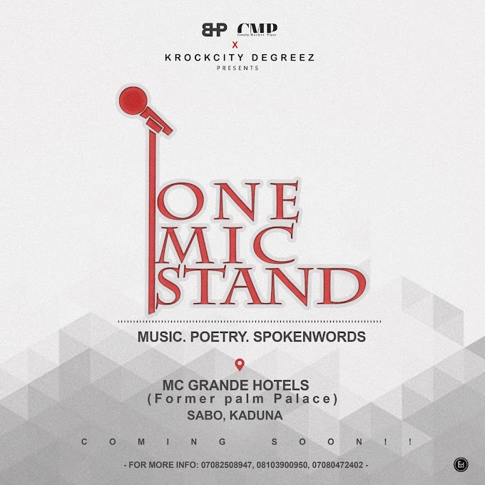 [EVENT] BHP and KROCKCITY DEGREEZ introducing ONE MIC STAND