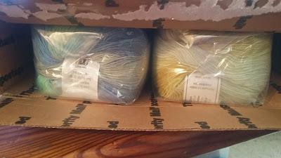 yarn haul from Little Knits