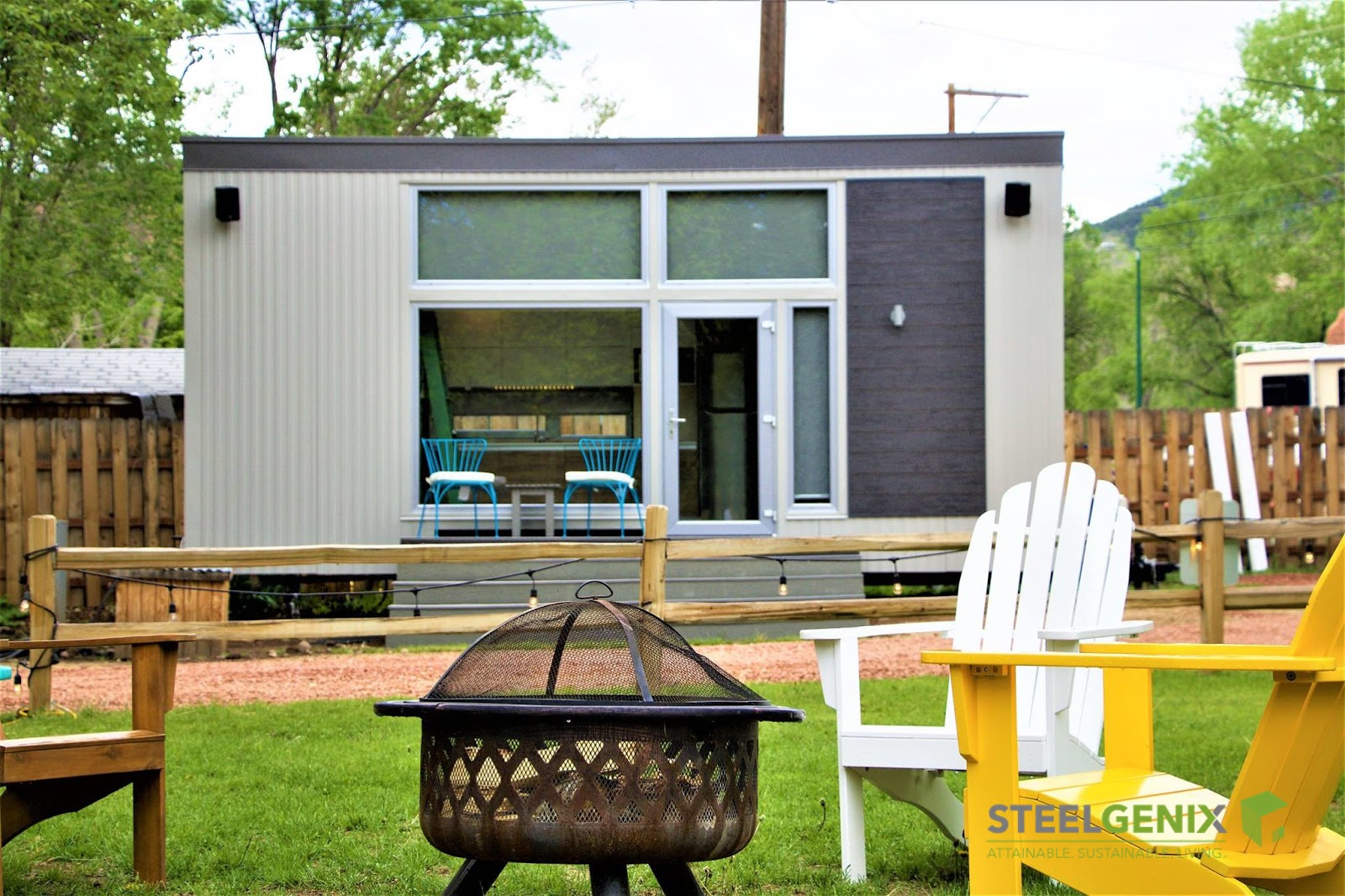 Tiny House Town The Steelhaus From Steelgenix