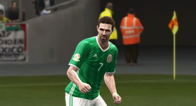 México Copa America Centenario USA 2016 GDB