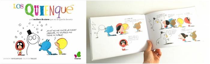 mejores cuentos infantiles 3 a 5 años, libros recomendados quienque oliver tallec birabiro