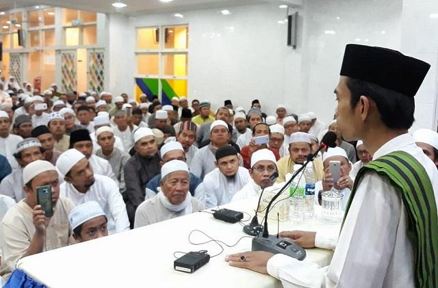 Download 77 Tanya Jawab Seputar Shalat -  Ustadz Abdul Somad