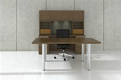 Cherryman Verde Desk and Respond Task Chair