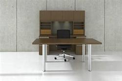 Cherryman Verde Desk and Respond Task Chair