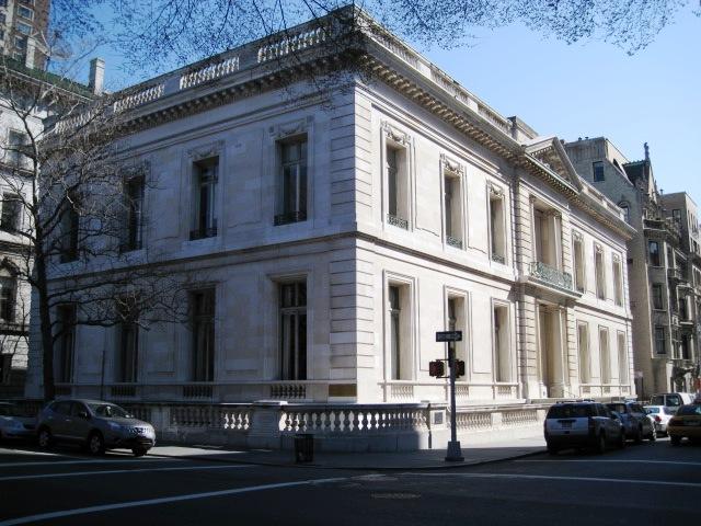 Daytonian In Manhattan The 1912 James B Duke Mansion No 1 E