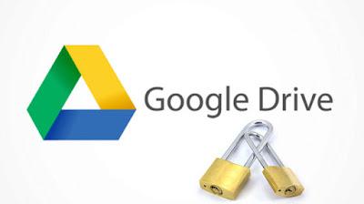 Cómo colocar documentos con contraseña en Google Drive