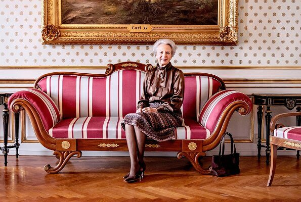 Benedikte is the younger sister of the Queen Margrethe of Denmark, and the older sister of Queen Anne-Marie of Greece
